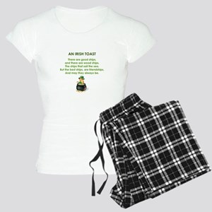 AN IRISH TOAST Women's Light Pajamas