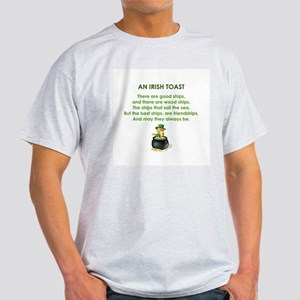 AN IRISH TOAST Light T-Shirt