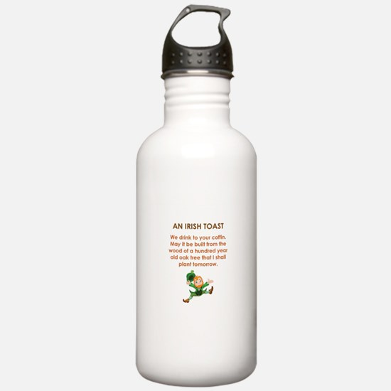 AN IRISH TOAST Water Bottle
