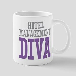 Hotel Management DIVA Mugs