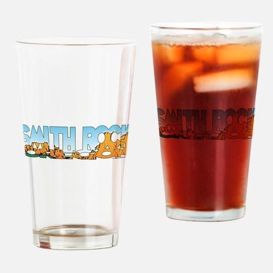 Smith Rock Drinking Glass