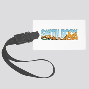 Smith Rock Large Luggage Tag