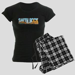 Smith Rock Women's Dark Pajamas