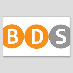 BDS Sticker