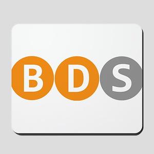 BDS Mousepad