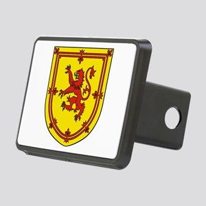 Royal Arms Of Scotland Rectangular Hitch Cover