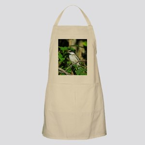chickadee bird Apron
