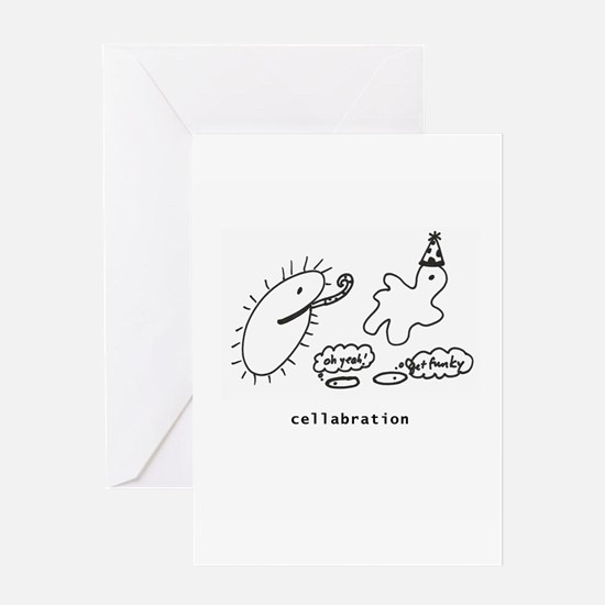 Cute Silly words Greeting Card