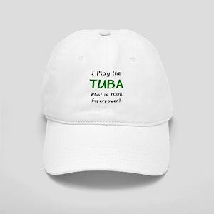 play tuba Cap