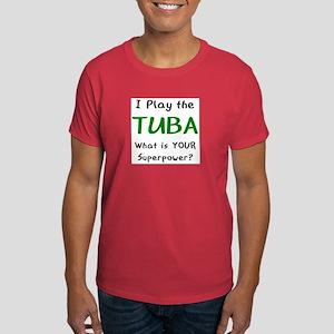 play tuba Dark T-Shirt