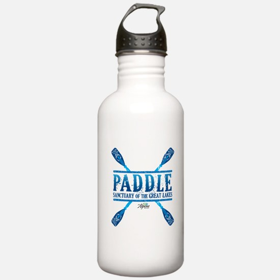 Paddle Steel Water Bottle