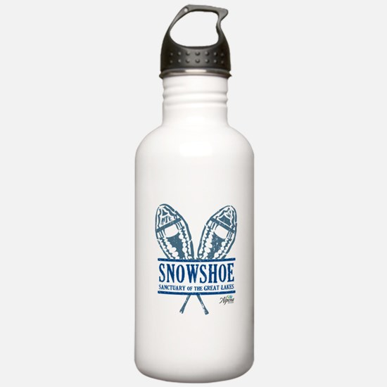 Snowshoe Steel Water Bottle