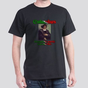 Columbus Day Dark T-Shirt