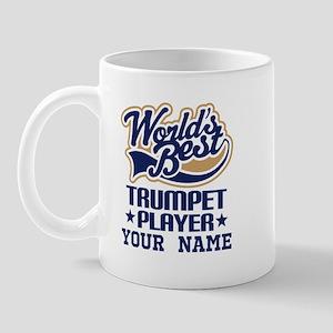 Trumpet Player Gift Mugs