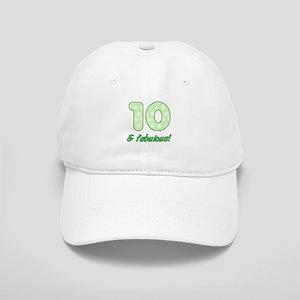 10th Birthday Dots Cap