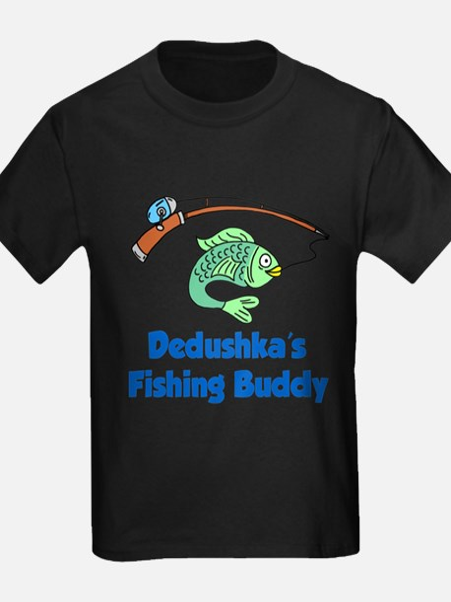 Dedushka Fishing Buddy T-Shirt