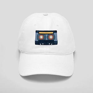 Blue Cassette Hat