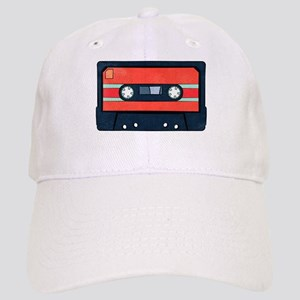 Red Cassette Hat