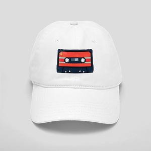 Red Cassette Hat
