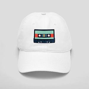 Indigo Cassette Hat
