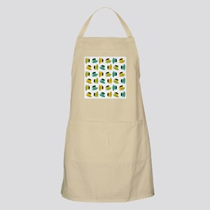 SCATTERED COFFEE MUGS Apron