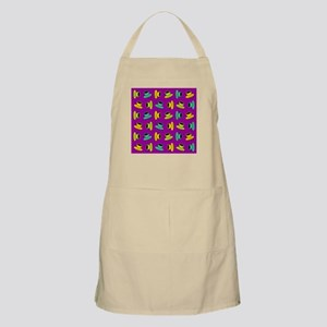 SCATTERED CUPS Apron