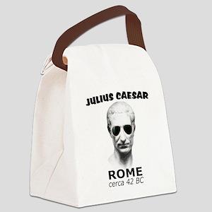 CAESAR, LENNON STYLE Canvas Lunch Bag