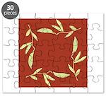 Pea Square Puzzle