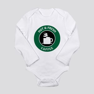 HOT AND FRESH COFFEE Body Suit