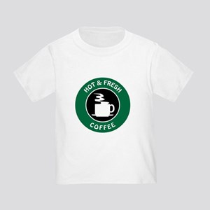HOT AND FRESH COFFEE T-Shirt