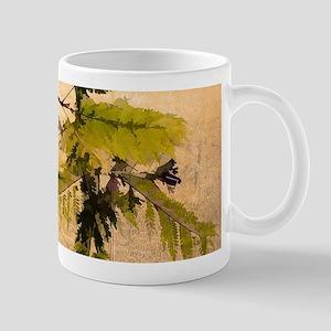 Gentle Jacaranda Mugs
