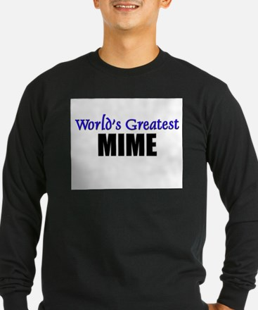 Worlds Greatest MIME T