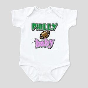 PHILLY baby (GIRL) Infant Bodysuit