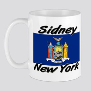 Sidney New York Mug