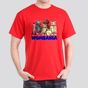Wombie Cast Dark Colored T-Shirt