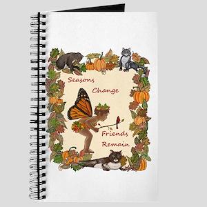 Seasons Change Journal