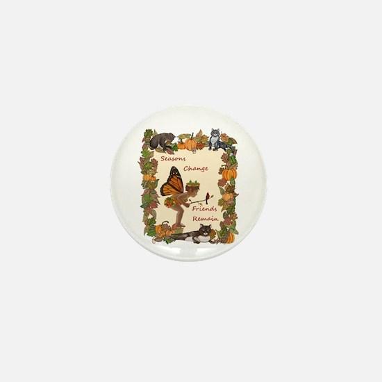 Seasons Change Mini Button (10 pack)