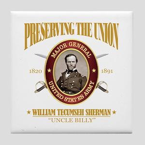 Sherman (PTU) Tile Coaster
