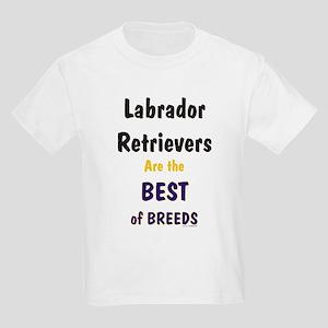 Lab Best of Breeds Kids T-Shirt