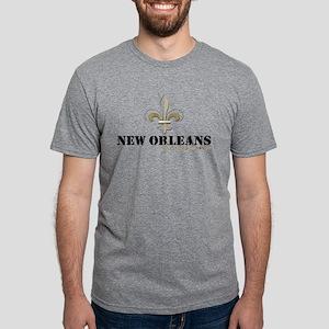 New Orleans, Louisiana Gold T-Shirt