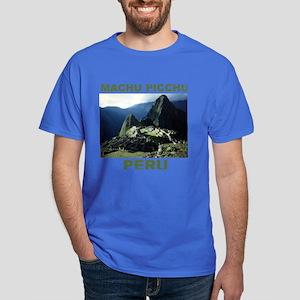 MACHU PICCHU, PERU Dark T-Shirt