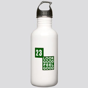23 Look Good Feel Good Stainless Water Bottle 1.0L