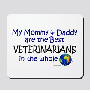 Best Veterinarians In The World Mousepad