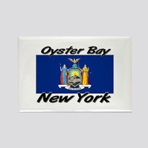 Oyster Bay New York Rectangle Magnet