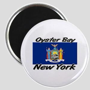 Oyster Bay New York Magnet
