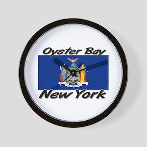 Oyster Bay New York Wall Clock