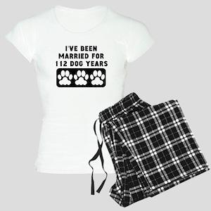 16th Anniversary Dog Years Pajamas