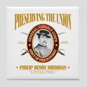 Sheridan (PTU) Tile Coaster