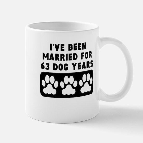 9th Anniversary Dog Years Mugs