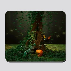 Halloween Night Mousepad